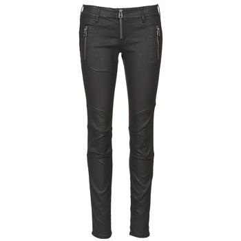 Oblečenie Ženy Džínsy Slim Replay ROLETTE čierna