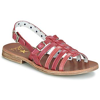 Topánky Dievčatá Sandále Catimini NOBO Ružová