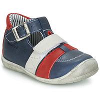 Topánky Chlapci Sandále Catimini TIMOR Námornícka modrá / Červená