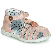 Topánky Dievčatá Sandále Catimini VANUA Ružová / Zlatá