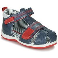 Topánky Chlapci Sandále Catimini BALIMO Námornícka modrá