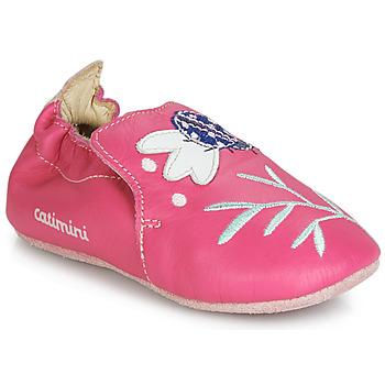 Topánky Dievčatá Papuče Catimini CASSIA Ružová