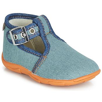 Topánky Chlapci Papuče GBB SAPPO Modrá / Jean