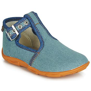 Topánky Chlapci Papuče GBB SAPPO Modrá