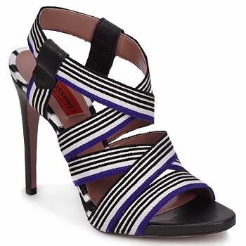 Topánky Ženy Sandále Missoni RM19 Modrá / Biela