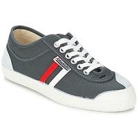 Topánky Muži Nízke tenisky Kawasaki RETRO CORE šedá / červená / Biela / Pásikový vzor