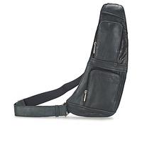 Tašky Muži Vrecúška a malé kabelky Arthur & Aston MIGUEL Čierna