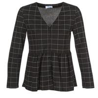 Oblečenie Ženy Blúzky Betty London JILIU Čierna