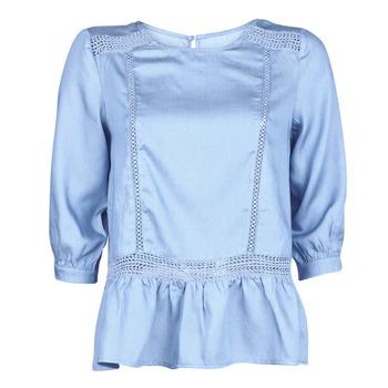 Oblečenie Ženy Blúzky Betty London KOCLE Modrá