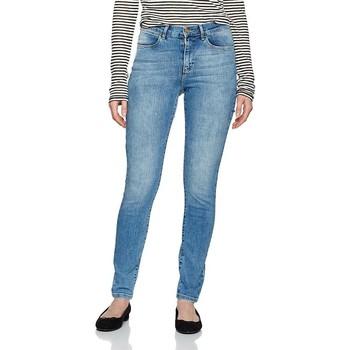 Oblečenie Ženy Rifle Skinny  Wrangler ® High Rise Skinny 27HX794O blue