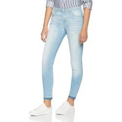 Oblečenie Ženy Rifle Skinny  Wrangler Skinny Sunkissed W28KLE86K blue
