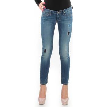 Oblečenie Ženy Rifle Skinny  Lee Lynn Skinny L357DNXA blue