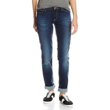 Oblečenie Ženy Rifle Slim  Lee ® Emlyn Night Porter 370GCIU blue
