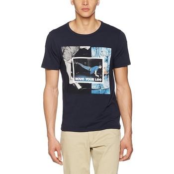 Oblečenie Muži Tričká s krátkym rukávom Producent Niezdefiniowany Lee® Photo Tee 60QEPS blue
