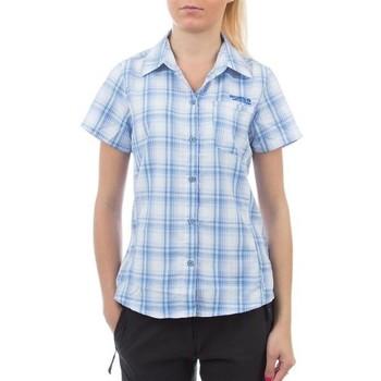 Oblečenie Ženy Košele a blúzky Regatta Tiro Vivid Viola RWS025-48V blue