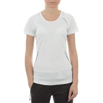 Oblečenie Ženy Tričká s krátkym rukávom Dare 2b T-shirt  Acquire T DWT080-900 white