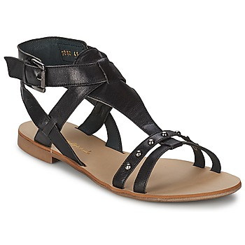 Topánky Ženy Sandále Casual Attitude JOSPRO čierna