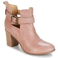 Topánky Ženy Čižmičky Casual Attitude SEROLA Ružová