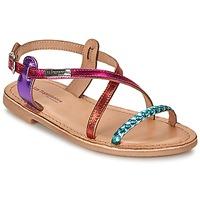 Topánky Dievčatá Sandále Les Tropéziennes par M Belarbi BALADIN Viacfarebná