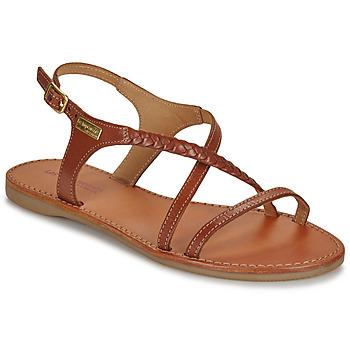 Topánky Ženy Sandále Les Tropéziennes par M Belarbi HANANO Svetlá hnedá