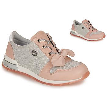 Topánky Dievčatá Nízke tenisky Catimini BANJO Ružová