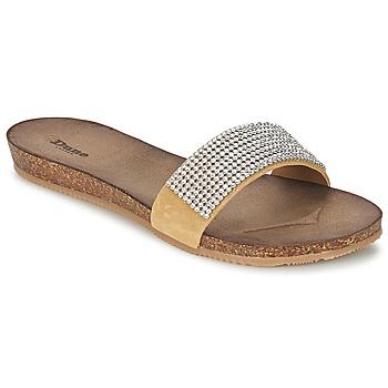 Topánky Ženy Šľapky Dune London JLINGS Svetlá telová
