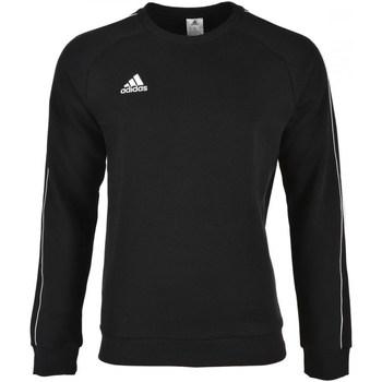 Oblečenie Muži Mikiny adidas Originals Core 18 Sweat Top Čierna