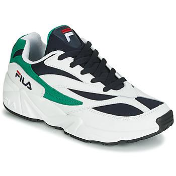 Topánky Muži Nízke tenisky Fila VENOM LOW Biela / Zelená