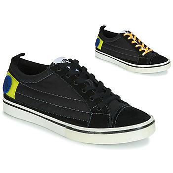 Topánky Muži Nízke tenisky Diesel D-VELOWS LOW PATCH Čierna