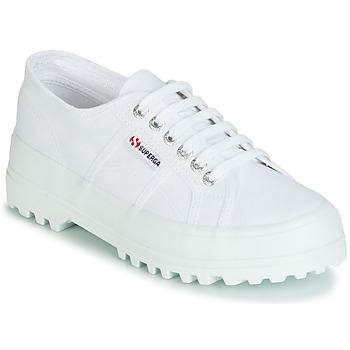 Topánky Ženy Nízke tenisky Superga 2555 COTU Biela