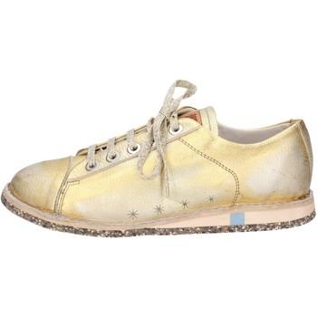 Topánky Ženy Nízke tenisky Moma BT46 Zlato