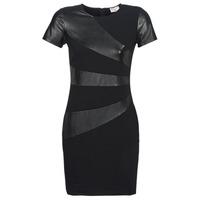 Oblečenie Ženy Krátke šaty Moony Mood JOULOU Čierna