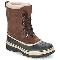 Topánky Muži Obuv do snehu Sorel CARIBOU Hnedá