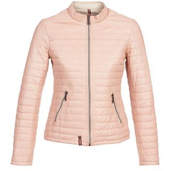 Oblečenie Ženy Kožené bundy a syntetické bundy Oakwood 61435 Ružová
