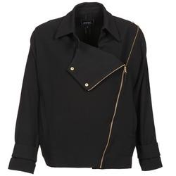 Oblečenie Ženy Saká a blejzre Wesc YUKI čierna