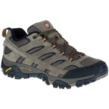 Topánky Muži Turistická obuv Merrell Moab 2 Ventilator Sivá