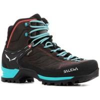 Topánky Ženy Turistická obuv Salewa WS MTN Trainer MID GTX 63459 0674 grey