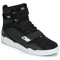 Topánky Muži Členkové tenisky Supra BREAKER Čierna