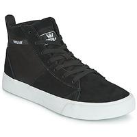 Topánky Členkové tenisky Supra STACKS MID Čierna