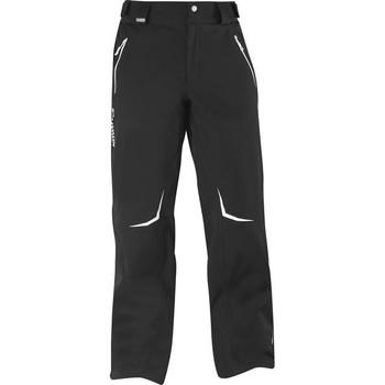 Oblečenie Muži Nohavice Salomon S-LINE PANT M BLACK 120632 black