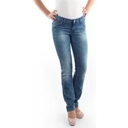 Oblečenie Ženy Rifle Slim  Lee Marlin Slim Straight L337OBDJ blue