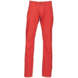 Oblečenie Muži Nohavice Chinos a Carrot Jack & Jones BOLTON DEAN ORIGINALS červená