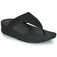 Topánky Ženy Žabky FitFlop LOTTIE GLITZY Čierna