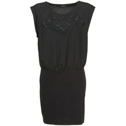 Oblečenie Ženy Krátke šaty Vila VIHAMIN Čierna