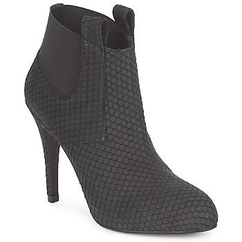 Topánky Ženy Čižmičky Frida CASTRIL Čierna