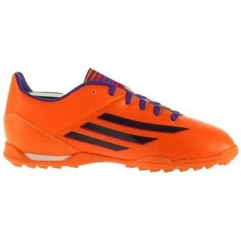 Topánky Deti Futbalové kopačky adidas Originals F10 Trx TF J Čierna, Oranžová, Fialová