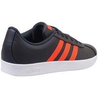 Topánky Deti Nízke tenisky adidas Originals VL Court 20 K Čierna, Oranžová