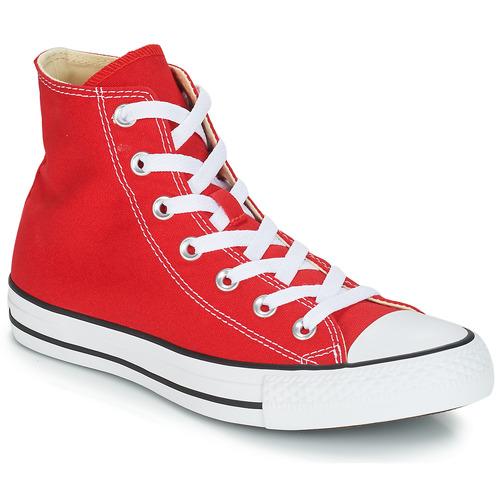 Topánky Členkové tenisky Converse CHUCK TAYLOR ALL STAR CORE HI Červená