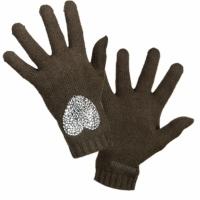 Textilné doplnky Ženy Rukavice Moschino 29849 Tmavá zelená