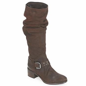 Topánky Ženy Čižmy do mesta Rew Dream HYGIE Hnedá